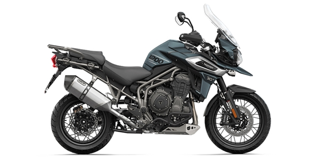 2019 Triumph Tiger 1200 XCA at Indian Motorcycle of Northern Kentucky