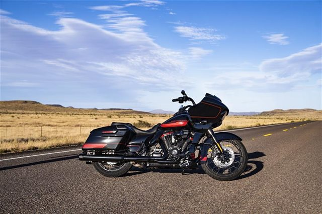 2021 Harley-Davidson Touring CVO Road Glide at Zips 45th Parallel Harley-Davidson