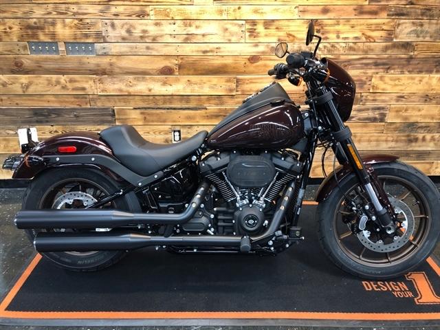 2021 Harley-Davidson Cruiser Low Rider S at Holeshot Harley-Davidson