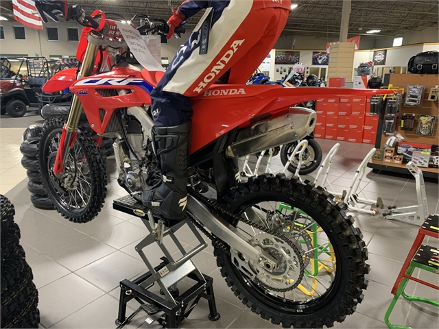 2021 Honda CRF 450R at Star City Motor Sports