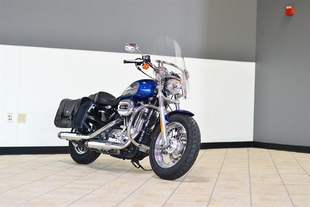 2017 Harley-Davidson Sportster 1200 Custom at Destination Harley-Davidson®, Tacoma, WA 98424