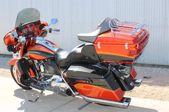 2013 Harley-Davidson Electra Glide CVO Ultra Classic at Gruene Harley-Davidson