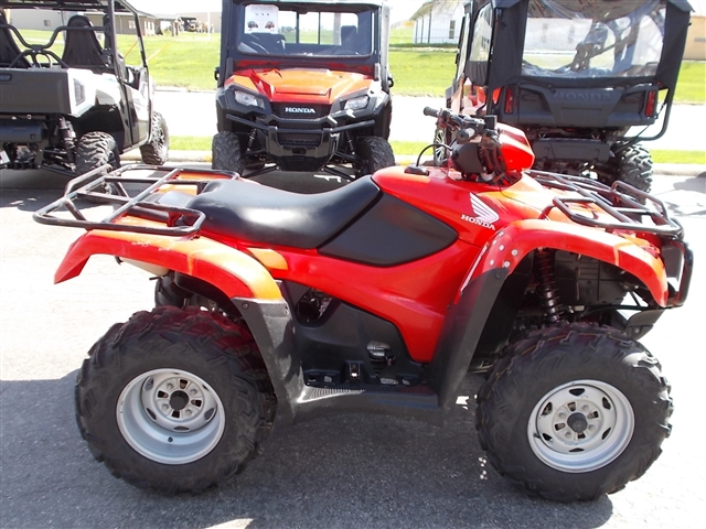 2013 Honda FourTrax Foreman 4x4 With Power Steering at Nishna Valley Cycle, Atlantic, IA 50022