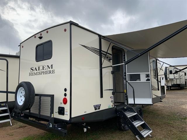 2020 Forest River Salem Hemisphere Hyper Lyte 22RBHL at Campers RV Center, Shreveport, LA 71129