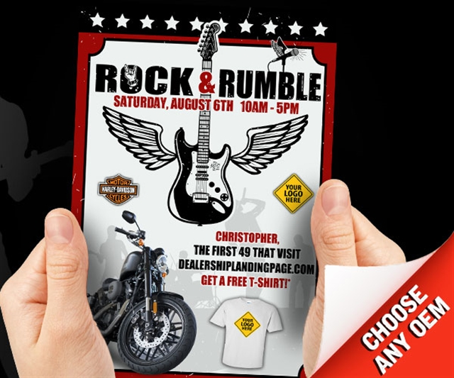 2018 ANYTIME Rock & Rumble Powersports at PSM Marketing - Peachtree City, GA 30269