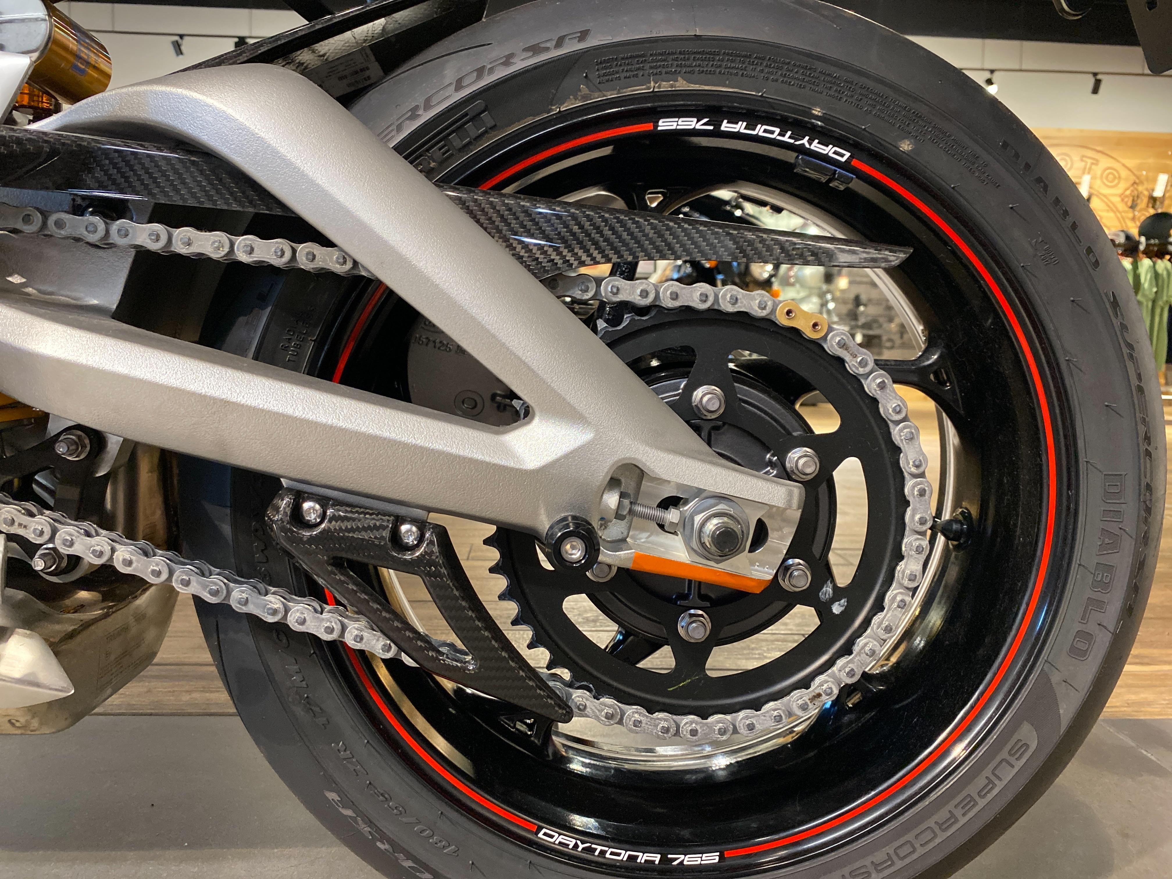 2020 Triumph Daytona Moto2 765 at Frontline Eurosports