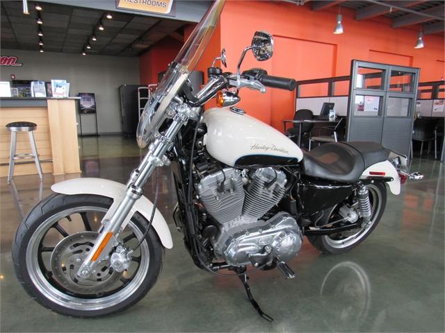 2013 Harley-Davidson Sportster SuperLow at Conrad's Harley-Davidson