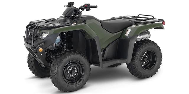2021 Honda FourTrax Rancher 4X4 ES at G&C Honda of Shreveport