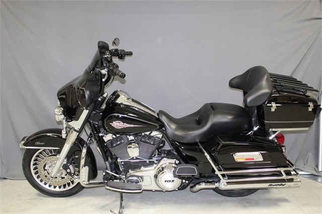 2013 Harley-Davidson Electra Glide Classic at Platte River Harley-Davidson