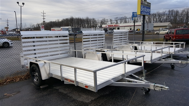 2018 Sport Haven Utility Trailers (AUTD) AUT612D at Thornton's Motorcycle - Versailles, IN