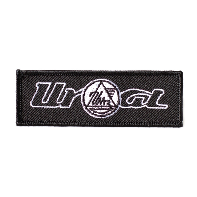 2019 URAL URAL LOGO PATCH at Randy's Cycle, Marengo, IL 60152