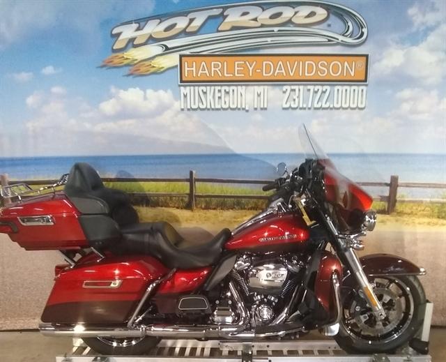 2018 Harley-Davidson Electra Glide Ultra Limited at Hot Rod Harley-Davidson
