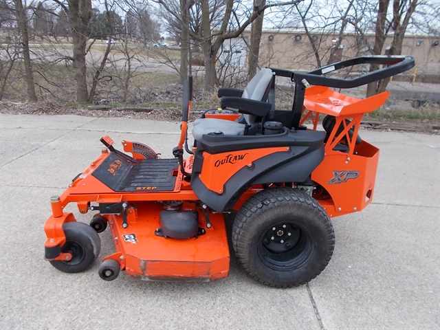 2015 Bad Boy Mowers Outlaw XP 61 Kawasaki at Nishna Valley Cycle, Atlantic, IA 50022
