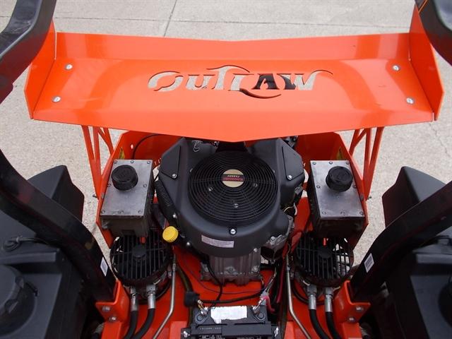 2015 Bad Boy Mowers Outlaw XP 61 Kawasaki at Nishna Valley Cycle, Atlantic, IA 50022