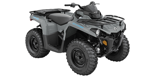 2021 Can-Am Outlander DPS 570 at Shreveport Cycles