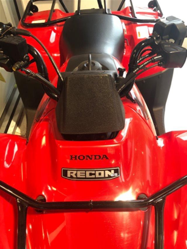 2019 Honda FourTrax Recon ES at Genthe Honda Powersports, Southgate, MI 48195