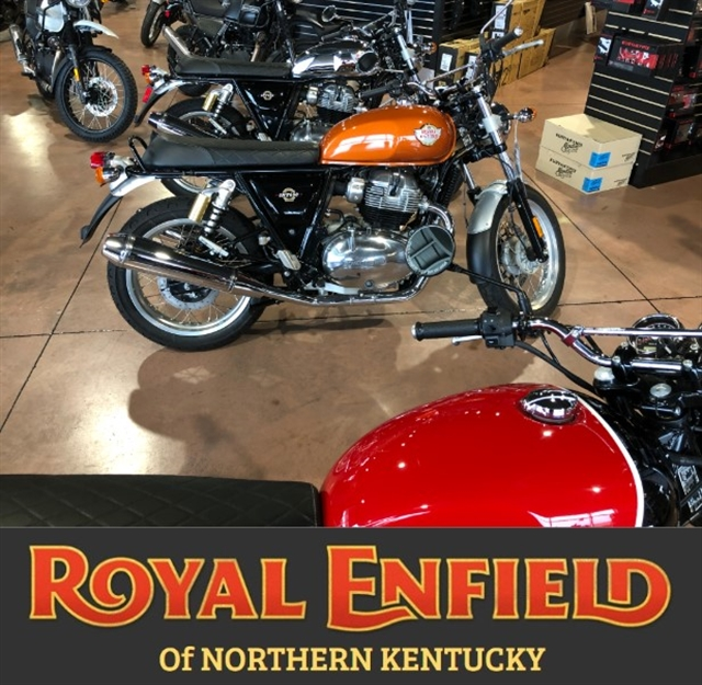 2020 Royal Enfield INT 650 at Indian Motorcycle of Northern Kentucky
