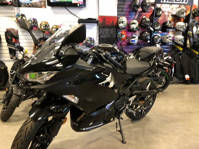 2018 Kawasaki Ninja 400 Base at Kawasaki Yamaha of Reno, Reno, NV 89502