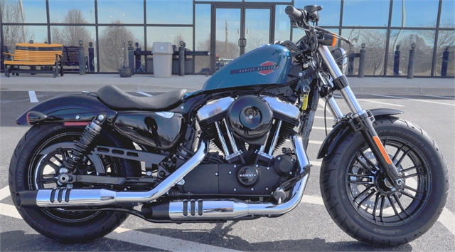2021 Harley-Davidson Street XL 1200X Forty-Eight at All American Harley-Davidson, Hughesville, MD 20637