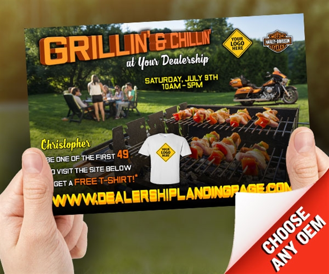 Grillin' & Chillin' Powersports at PSM Marketing - Peachtree City, GA 30269