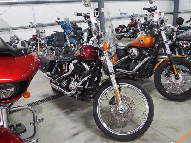 2000 HARLEY-DAVIDSON FXDWG at Loess Hills Harley-Davidson