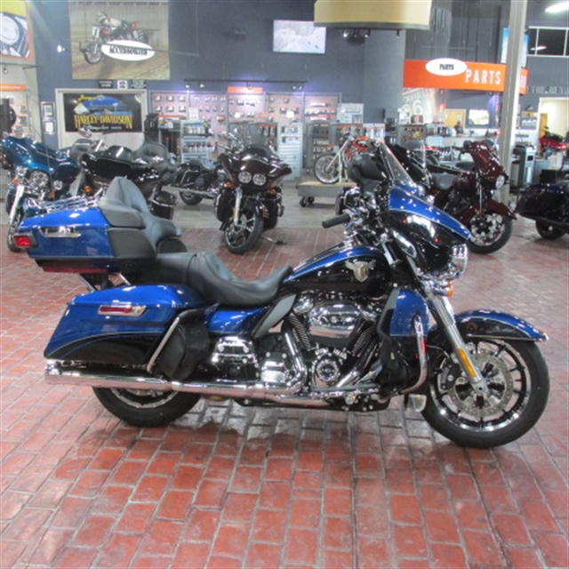 2018 Harley-Davidson Electra Glide Ultra Limited at Bumpus H-D of Memphis