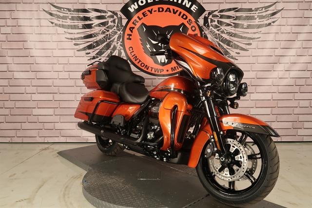 2020 Harley-Davidson Touring Ultra Limited at Wolverine Harley-Davidson
