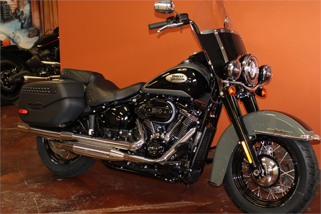 2021 Harley-Davidson Cruiser Heritage Classic S at Platte River Harley-Davidson