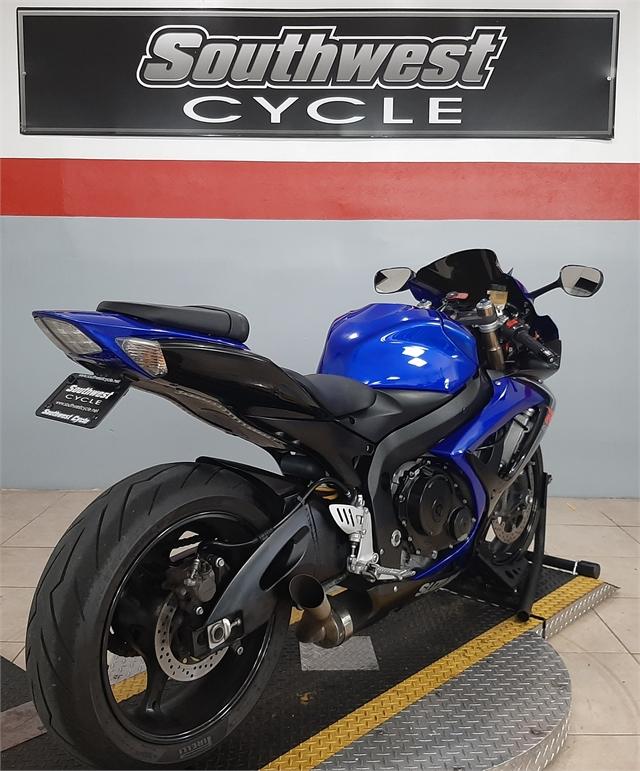 2007 Suzuki GSX-R 600 at Southwest Cycle, Cape Coral, FL 33909