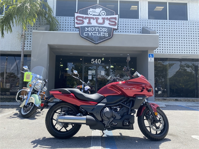 2018 Honda CTX 700 DCT at Fort Lauderdale