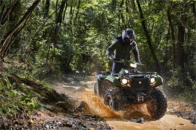2021 Yamaha Kodiak 700 EPS SE at ATV Zone, LLC
