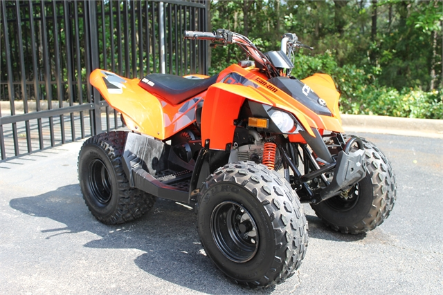 2020 Can-Am DS 90 at Extreme Powersports Inc