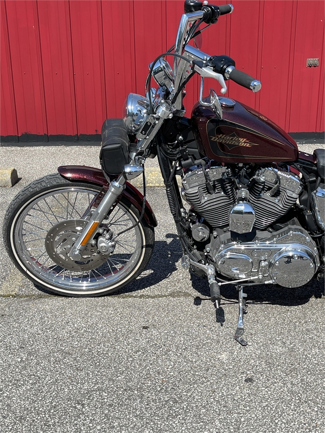 2012 Harley-Davidson Sportster Seventy-Two at Thornton's Motorcycle - Versailles, IN