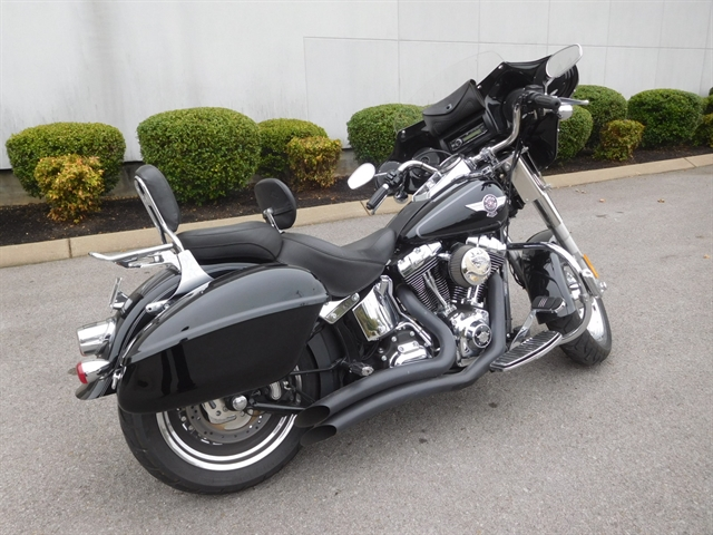 2012 Harley-Davidson Softail Fat Boy at Bumpus H-D of Murfreesboro