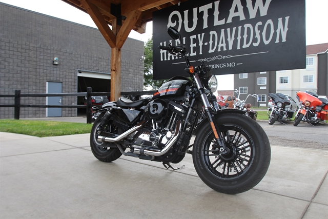 2018 Harley-Davidson Sportster Forty-Eight Special at Outlaw Harley-Davidson