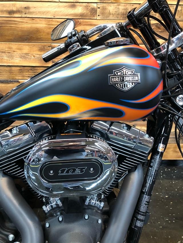2016 Harley-Davidson Dyna Wide Glide at Holeshot Harley-Davidson