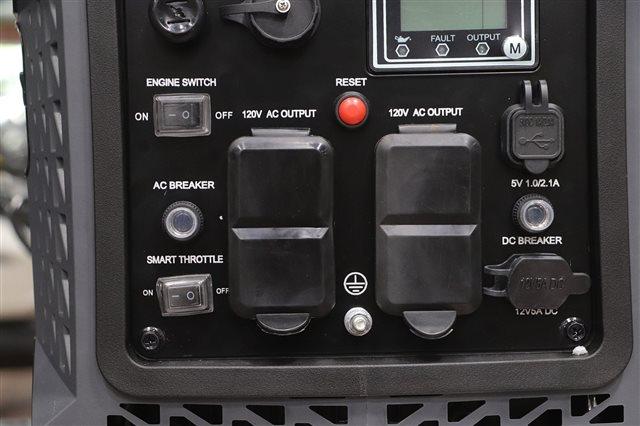 2020 Polaris P2000i Portable Inverter Generator P2000i Portable Inverter Generator at Clawson Motorsports