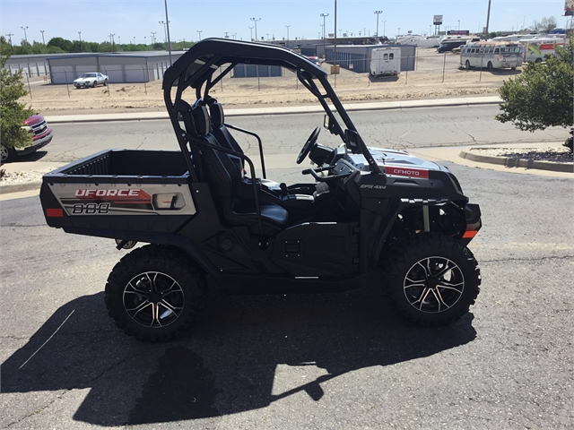 2021 CFMOTO UFORCE 800 at Champion Motorsports