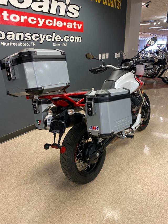 2020 Moto Guzzi V85 TT Premium Graphics 850 at Sloans Motorcycle ATV, Murfreesboro, TN, 37129