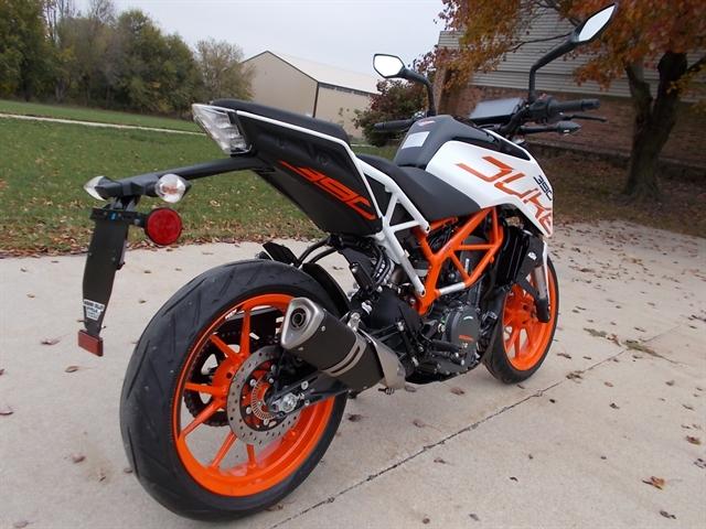 2020 KTM Duke 390 at Nishna Valley Cycle, Atlantic, IA 50022
