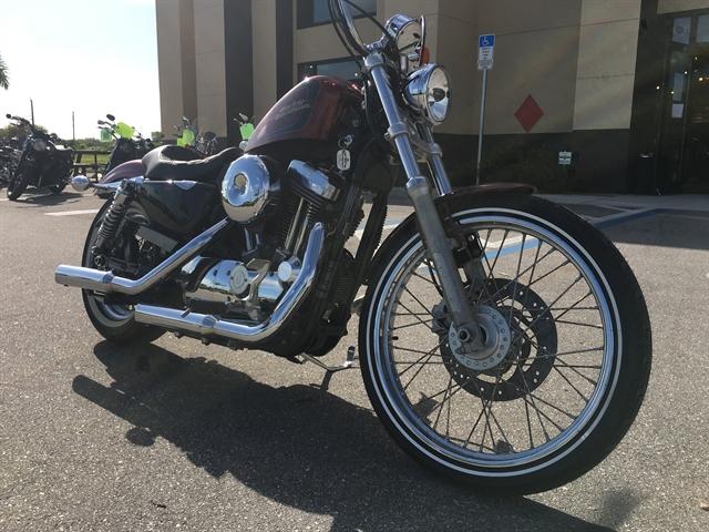 2012 Harley-Davidson Sportster Seventy-Two at Fort Myers