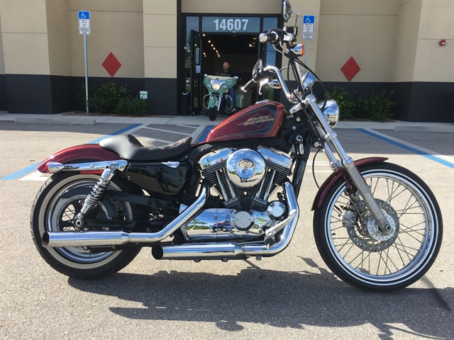2012 Harley-Davidson Sportster Seventy-Two at Fort Myers