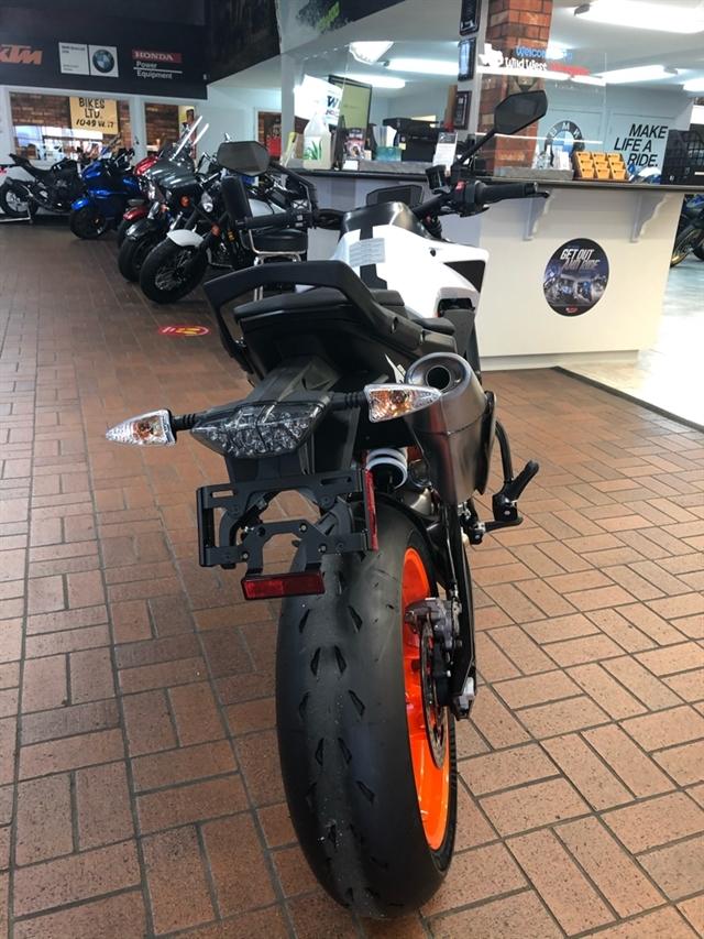 2021 KTM Duke 890 R at Wild West Motoplex