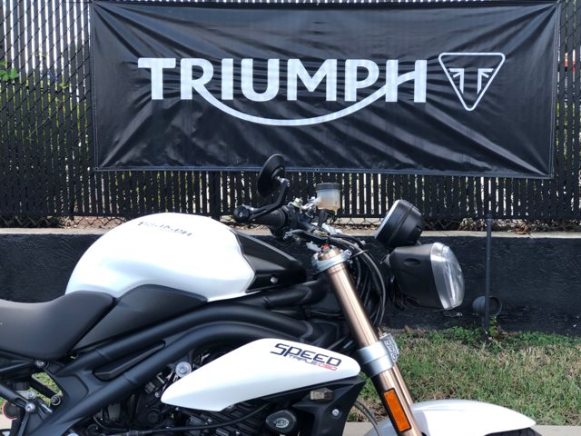 2011 Triumph Speed Triple at Tampa Triumph, Tampa, FL 33614