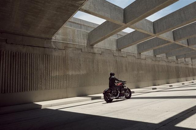 2020 Harley-Davidson Sportster Forty Eight at Palm Springs Harley-Davidson®