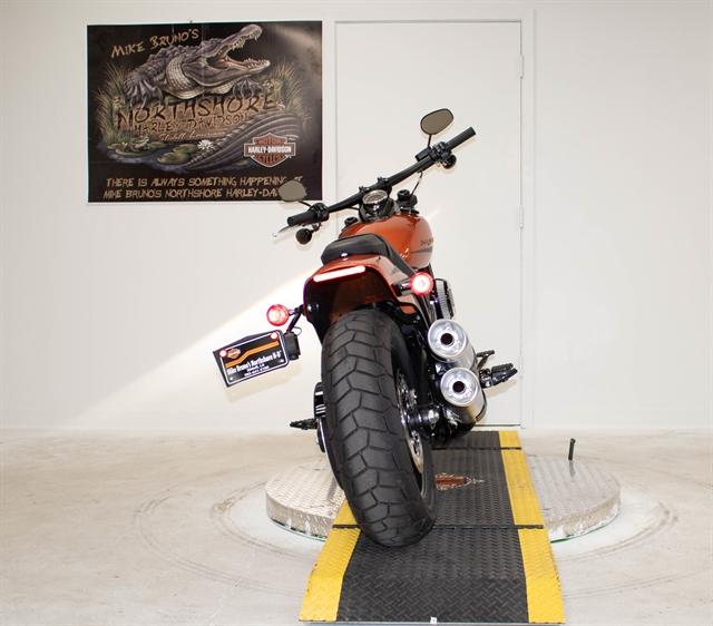 2019 Harley-Davidson Softail Fat Bob 114 at Mike Bruno's Northshore Harley-Davidson