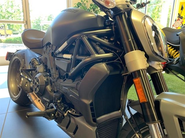 2020 Ducati XDiavel Base at Frontline Eurosports
