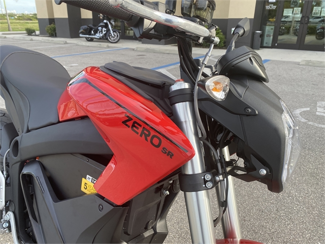 2021 Zero SR ZF144 Power Tank at Fort Myers