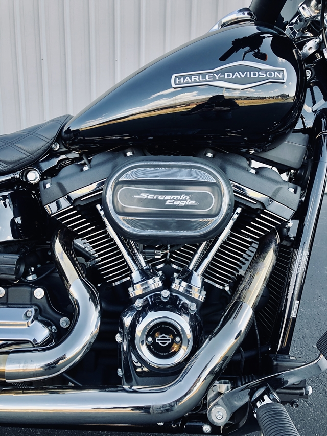 2019 Harley-Davidson Softail Sport Glide at Harley-Davidson of Asheville
