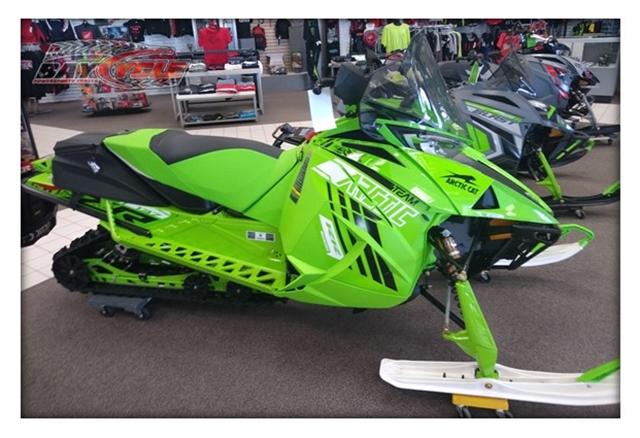 2022 Arctic Cat ZR 8000 RR 137 RR at Bay Cycle Sales